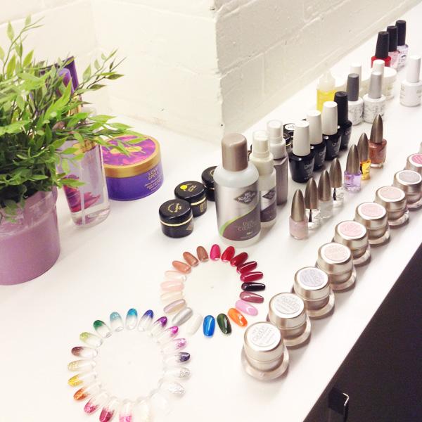 Nail Eyelash Extensions Blu Creativity Hair Salon Sydney Cbd