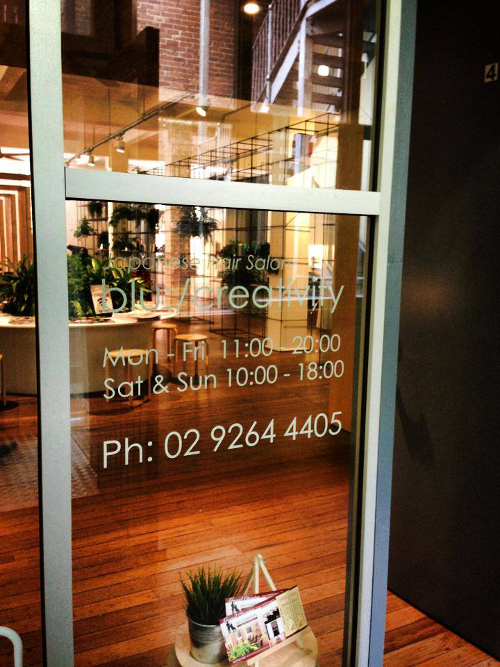 Biggest Japanese Hair Salon In Sydney Cbd Blu