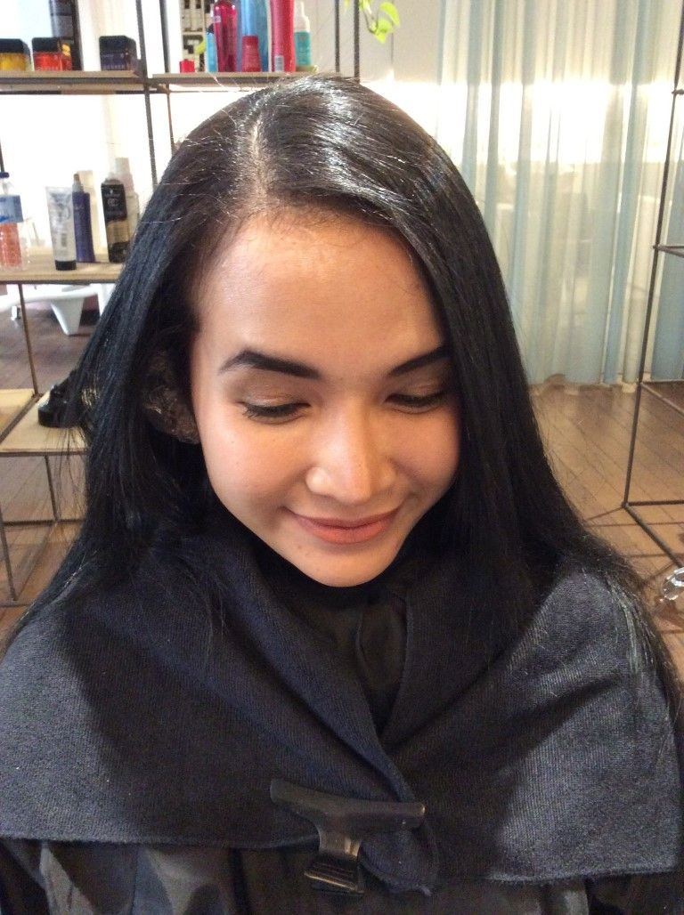Chemical Hair Straightening Western Sydney Hairsstyles Co