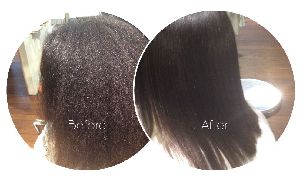 Japanese Hair Straightening Blu Creativity Hair Salon