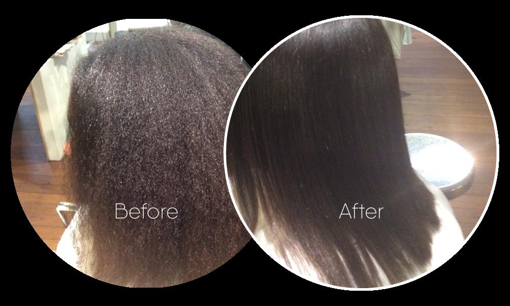 Japanese Hair Straightening Blu Creativity Hair Salon